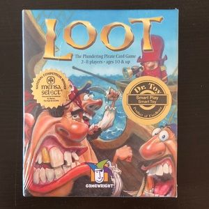 New in Box LOOT Children's Game 10 yrs and up